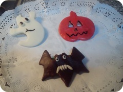 GALLETITAS HALLOWEEN SOLO FONDANT