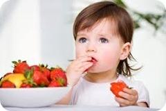 DIETA SALUDABLE NIÑOS